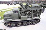 BTM-3 trenching vehicle at Park Patriot 04.jpg