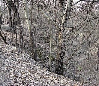 Babi Yar - Babi Yar ravine in Kiev
