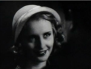 Baby Face (film) - Stanwyck in Baby Face.