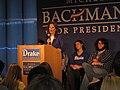 Bachmann at Drake University 011 (6353983951).jpg