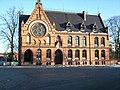 Bad Doberan-Friderico-Franciceum-Gymnasium-Alexandrinenplatz 11-Nr 13-1143.JPG