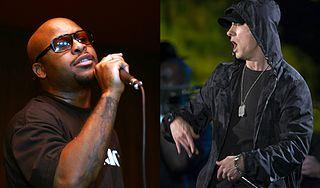 Bad Meets Evil American hip hop duo