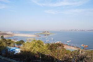 Bhojtal - Image: Bada Talaab Bhopal 3