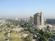 Baghdad Red zone