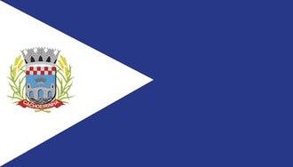 Cachoeirinha - Image: Bandeira de Cachoeirinha