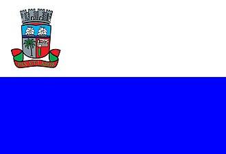 Camaçari - Image: Bandeira de Camaçari