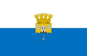 Calbuco - Image: Bandera de Calbuco