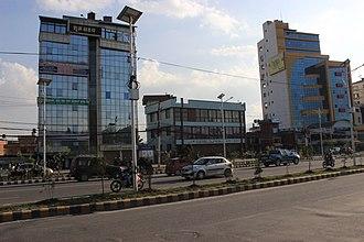 Baneshwor, Kathmandu - New Baneshwor