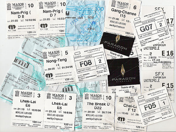 list of cinema and movie theater chains