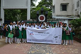 Bangla Wikipedia School Program at Agrabad Government Colony High School (Girls' Section) 99.JPG