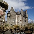 Barcaldine Castle - view from S.jpg
