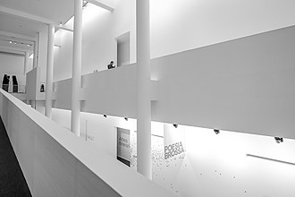 Barcelona Museum of Contemporary Art - Image: Barcelona Museum of Contemporary Art, Interior II