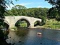 Barden Bridge, River Wharfe - geograph.org.uk - 206513.jpg