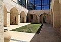 Bari, museo archeologico di santa scolastica, interno 02 ex-chostro.jpg