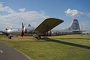 Barksdale Global Power Museum September 2015 32 (Boeing B-29 Superfortress).jpg
