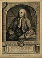 Baron Albrecht von Haller. Line engraving by P. F. Tardieu, Wellcome V0002519.jpg