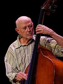 Barre Phillips, 2008, moers festival