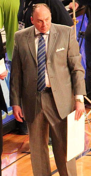 Barry Rohrssen - Barry Rohrssen in 2014