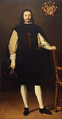 Portrait of Don Diego Felix de Esquivel y Aldama