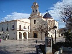 Basílica de la Mare de Deu del Lledó, Castelló.JPG