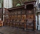 Basilica of Saint Denis Choir Misericords, Paris, France - Diliff.jpg