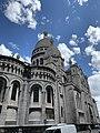 Basilique Sacré Cœur Montmartre façade ouest Paris 3.jpg