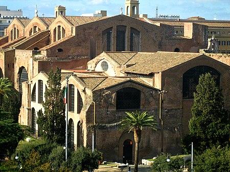 Liste de thermes romains wikip dia - La finestra di fronte roma ...