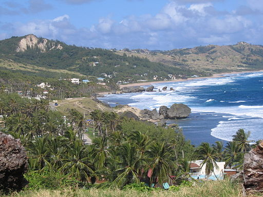 Bathsheba, Barbados 08