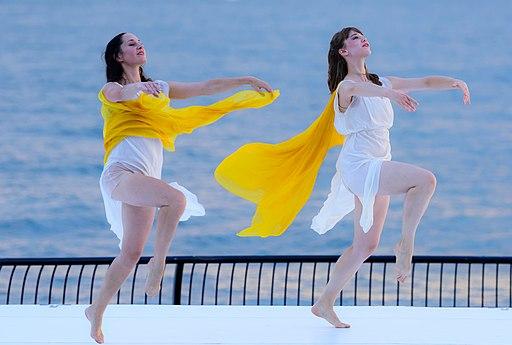 Battery Dance Festival - Lori Belilove & The Isadora Duncan Dance Company (29088172926)