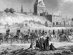 Battle of Heilsberg - Image: Battle Of Heilsberg