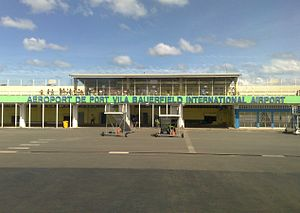 Bauerfield International Airport - Image: Bauerfield