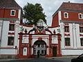Bautzen, Domstift, Portal zum Innenhof, 1753-55, RvH 20070706.jpg