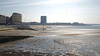 Bay and beach at Margate Kent England - higher exposure.jpg