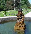 Bayreuth Eremitage, Springbrunnen vor dem Alten Schloss, 12.09.06.jpg