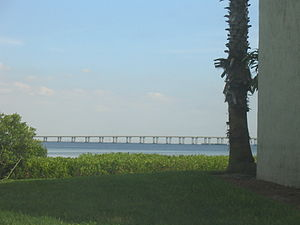Bayside Bridge (Pinellas County, Florida) - Image: Bayside Bridge