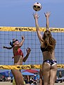 Beach Volleyball - ECSC East Coast Surfing Championships Virginia Beach women (36932955036).jpg