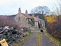 Beamish Museum Staff Houses - geograph.org.uk - 503334.jpg