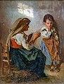 Beaux-Arts de Carcassonne - Paysanne avec enfant - Otto Brandt.jpg