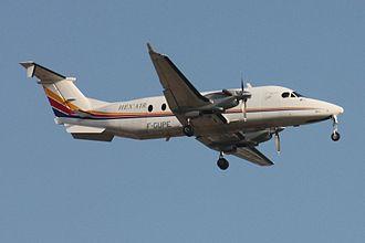 Hex'Air - Hex'Air Beechcraft 1900D