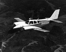 Beechcraft Baron - Wikipedia