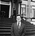 Beediging van 10 van 16 staatssecretarissen door HM op Soestdijk L de Graaf , , Bestanddeelnr 929-5041.jpg