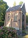 begraafplaats kranenburg, grafkapel, familie van dorth tot medler