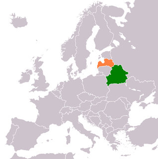 Belarus–Latvia relations Diplomatic relations between Belarus and Latvia