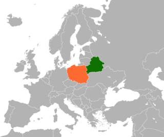 Belarus–Poland relations Diplomatic relations between the Republic of Belarus and the Republic of Poland
