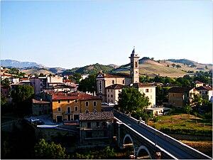 Belforte all'Isauro - Image: Belforte all'Isauro (8105649327)