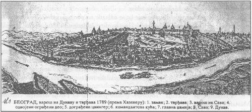 Belgrade 1789
