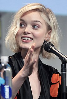 Bella Heathcote Australian actress