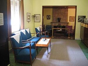 Ben-Gurion House - Guest Room, 1st floor