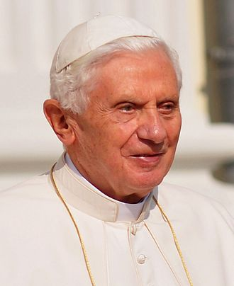Cardinal electors for the 2005 papal conclave - Image: Benedicto XVI, 2011