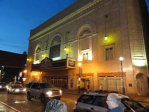 Pittsburgh Opera - The opera's main performance venue, the Benedum Center